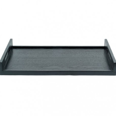 Black Handles Tray  XL